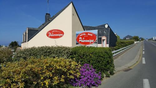 Le Panoramique : Hotel near Guidel