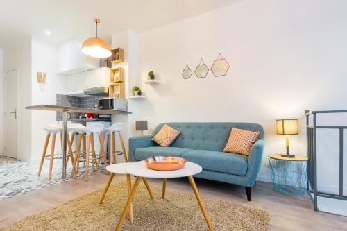 CMG Sacre Coeur__Hermel : Apartment near Saint-Ouen