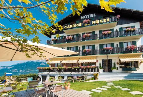 Caprice Des Neiges - Logis de France : Hotel near Combloux