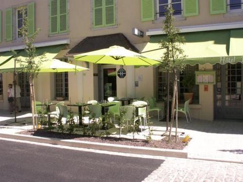 Le Central : Hotel near Bellac