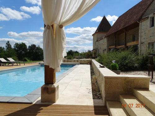 Grand Chemin : Bed and Breakfast near Laugnac