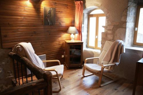 Studio Grande Rue : Guest accommodation near Montbard