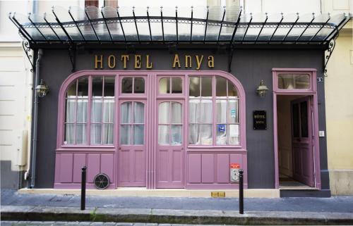 Hotel Anya : Hotel near Paris 11e Arrondissement
