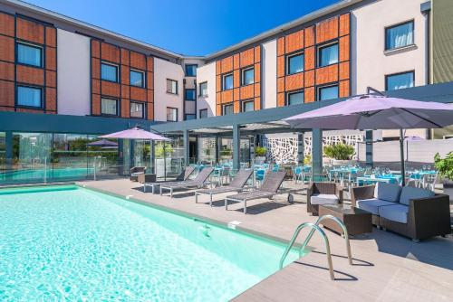 Holiday Inn Toulouse Airport : Hotel near Lespinasse