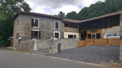 Cier De Riviere : Apartment near Ore