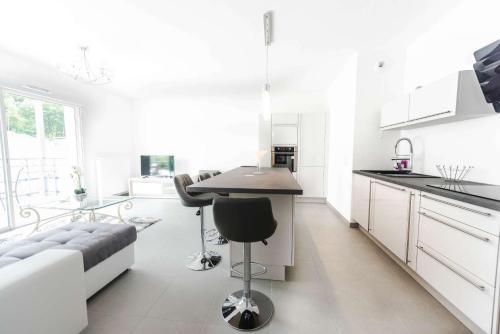 Reve de lux : Apartment near Chaumont