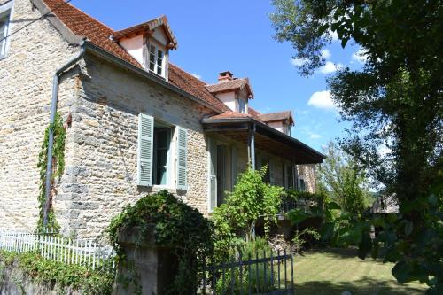 La Maison du Lavoir : Guest accommodation near Cormatin