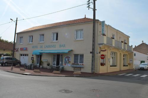 Hôtel de L'Arrivée : Hotel near Fouras
