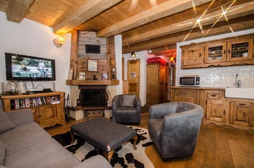Appartement Odyssée : Apartment near Chamonix-Mont-Blanc
