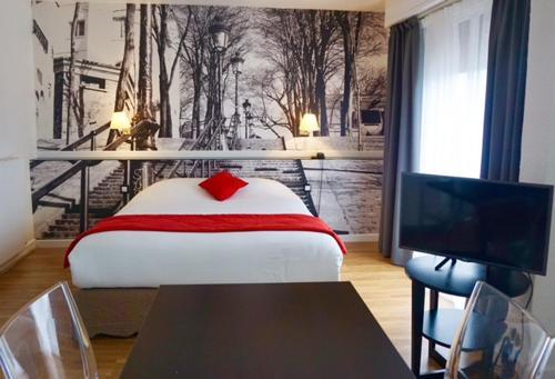 Hôtel D'orsay : Hotel near Villebon-sur-Yvette