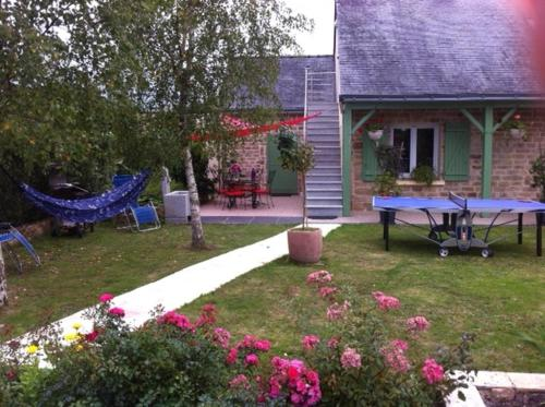 Le GiteAnne : Guest accommodation near Orvault