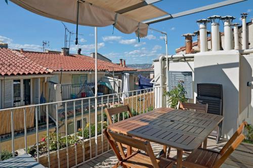 Duplex Panier : Apartment near Marseille 2e Arrondissement