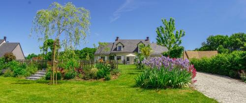 coeur et nature : Bed and Breakfast near Courcelles-la-Forêt