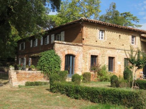 L'Atelier d'Azas : Guest accommodation near Bonrepos-Riquet