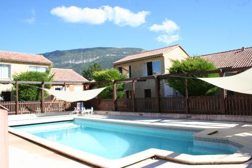 Verdon Vacances : Guest accommodation near Saint-André-les-Alpes