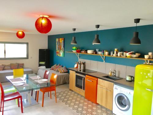 Maison d'architecte avec vue imprenable : Guest accommodation near Les Matelles