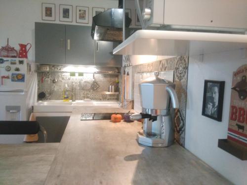 la reserve : Apartment near Saint-Cyr-sur-Mer