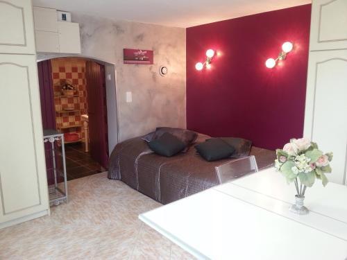 Villa les Treizes Vents : Guest accommodation near Saint-Cyr-sur-Mer