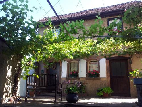 La petite Maison : Guest accommodation near Sermersheim