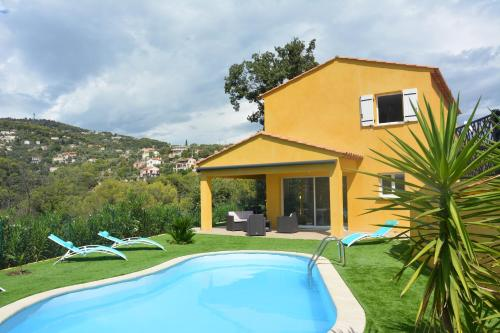 Villa Les Anges : Guest accommodation near Tourrette-Levens