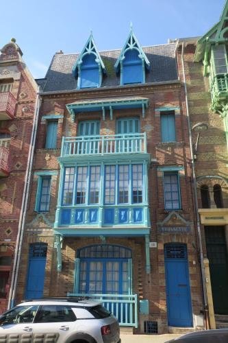 Villa Yvonnette : Apartment near Mers-les-Bains