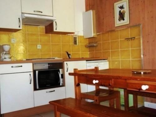 Apartment Trois pièces 8 pers. centre station : Apartment near Orcières