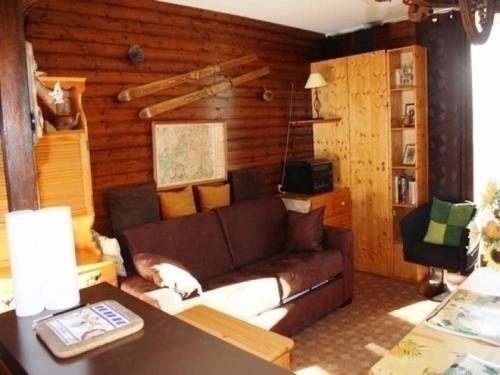 Apartment Maxi studio 4 à 5 pers au centre station : Apartment near Orcières