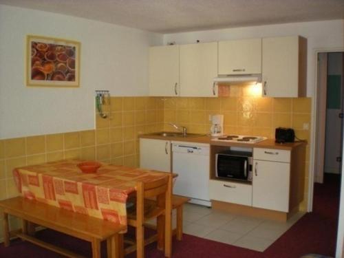 Apartment Deux pieces cabine au centre station : Apartment near Orcières