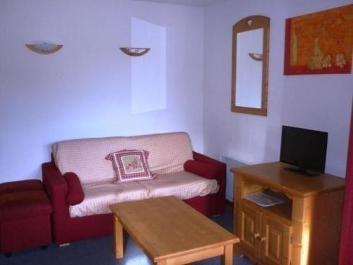 Apartment Trois pièces 6 pers. balcons du soleil : Apartment near Orcières