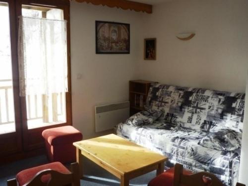 Apartment Trois pieces - residence balcons du soleil : Apartment near Orcières