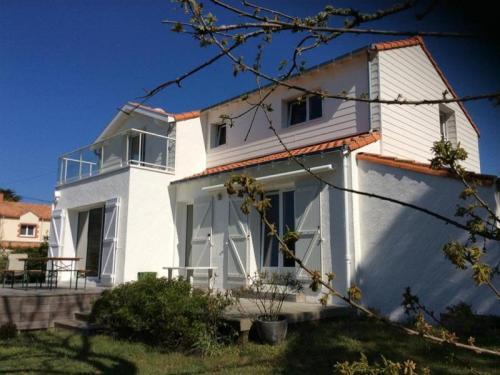 House Maison prefailles vue mer - 10 couchages : Guest accommodation near Préfailles