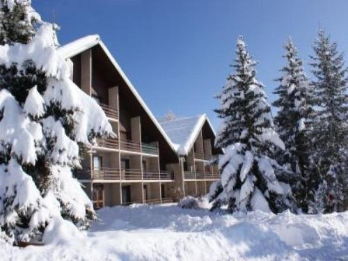Apartment Ancolie : Apartment near Saint-Laurent-du-Cros