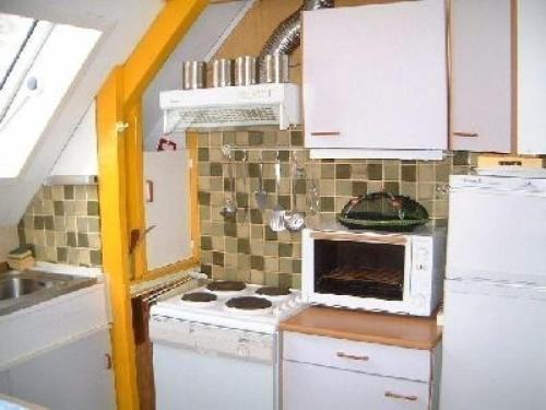 House St michel de chaillol - 7 pers, 90 m2, 4/2 : Guest accommodation near Saint-Laurent-du-Cros