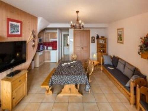 Apartment Les chalets du tourond : Apartment near Les Infournas