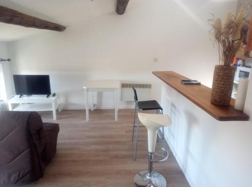 Le Studio 85 : Apartment near Carpentras
