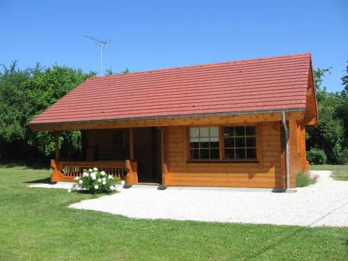 La Simonette : Guest accommodation near La Ville-aux-Bois
