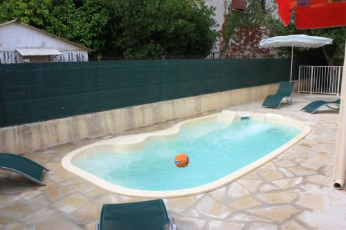 Holiday home Impasse de l'Argeolot : Guest accommodation near Marseillan