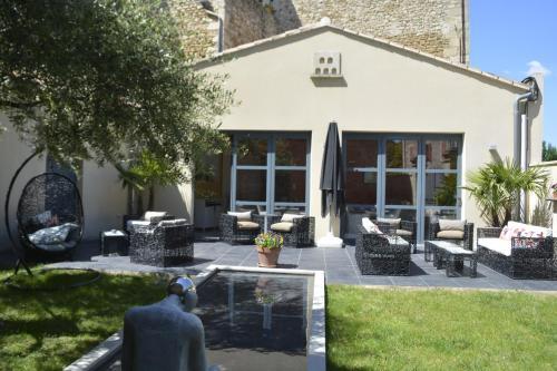 L'Instant Sévigné : Hotel near Grignan
