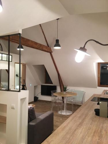 Le 17 : Apartment near Rodez