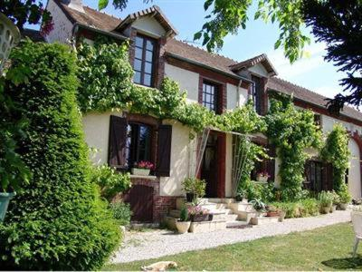 La Belle Idée : Guest accommodation near Misy-sur-Yonne