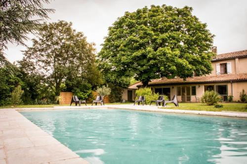 Chambres d'hôtes l'Echappee Belle : Guest accommodation near Charmes-sur-Rhône