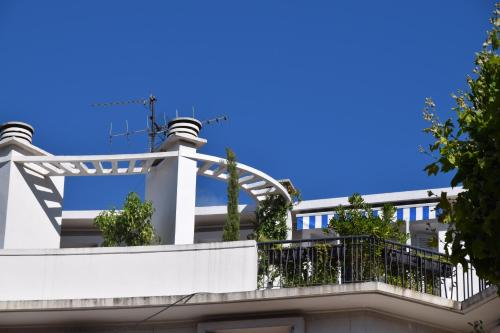 Appartement terrasse vue mer / nice : Apartment near Falicon
