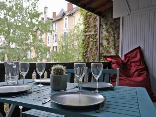 La Terrasse Carnot, in Annecy downtown : Apartment near Annecy