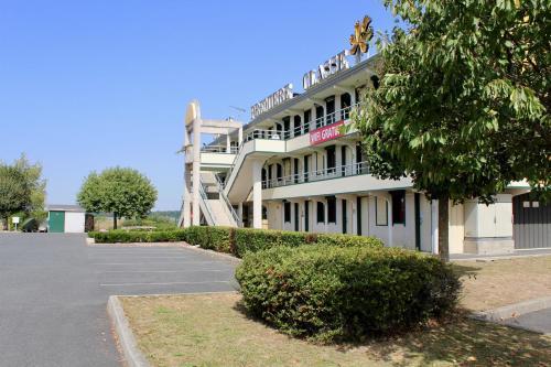 Première Classe Chateauroux - Saint Maur : Hotel near Montipouret