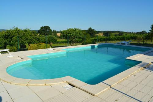Holiday home lieu dit le vignaud : Guest accommodation near Margueron