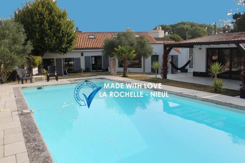 La Grande Maison de Nieul : Guest accommodation near L'Houmeau