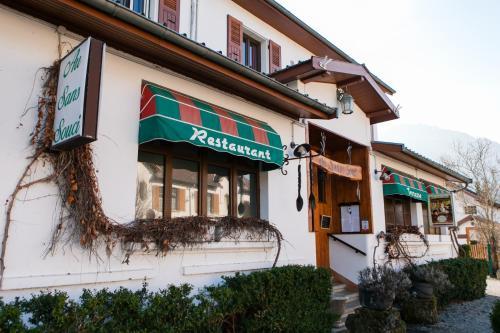 Au Sans Souci : Hotel near Pierre-Châtel