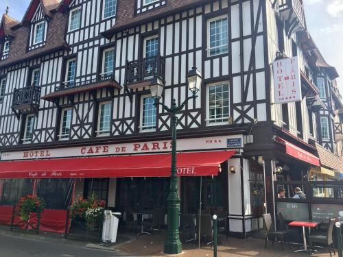 Hotel De Paris : Hotel near Périers-en-Auge