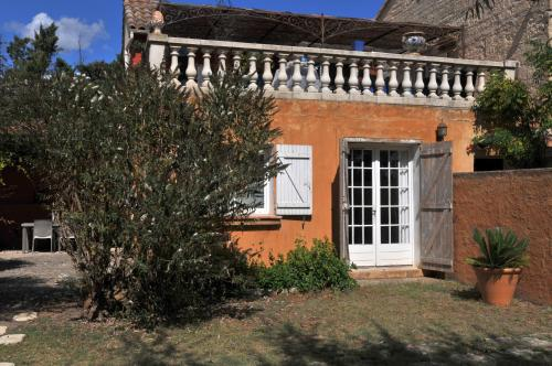 Mas Maurane - Le Bougainvillier : Apartment near Bellegarde