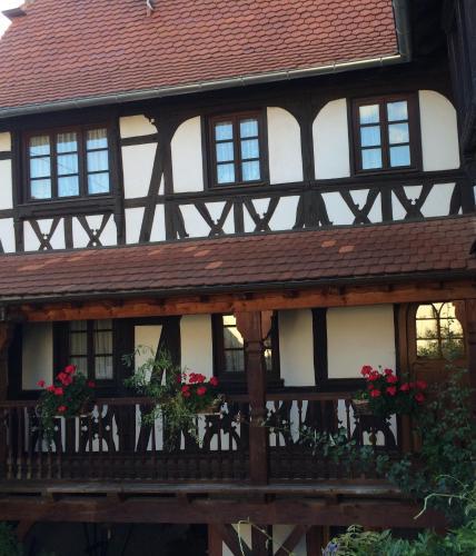 Maison Dietenbeck : Apartment near Mothern